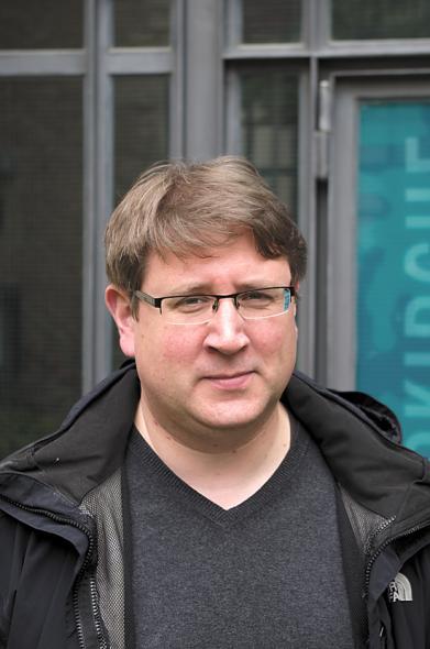 Thorsten Henke, Museumsleiter in Bad Gandersheim