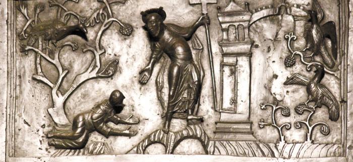 Jesus widmet sich Maria Magdalena