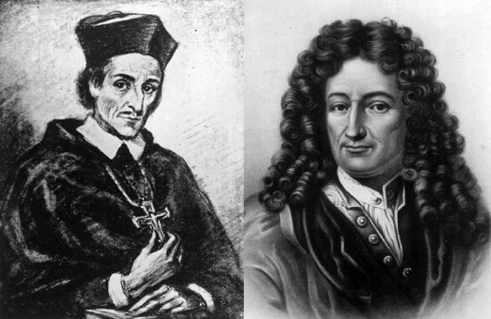 Niels Stensen und Gottfried Leibniz