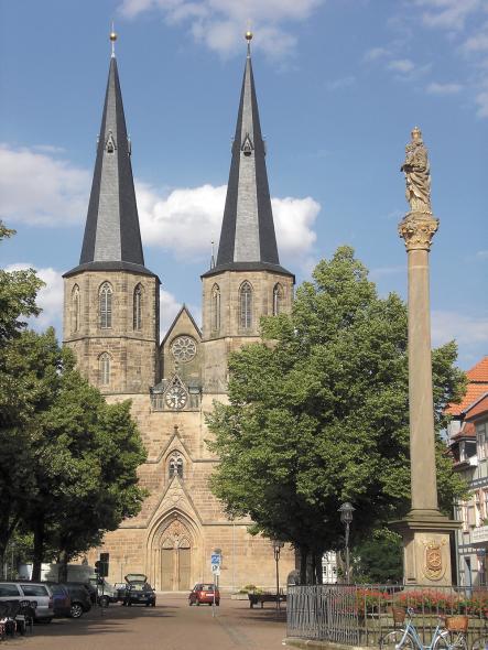 St. Cyriakus Duderstadt aussen