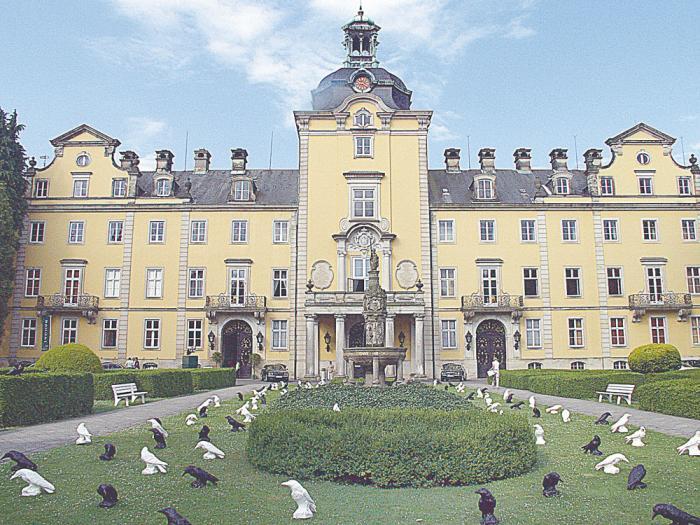 Bückeburg Schloss