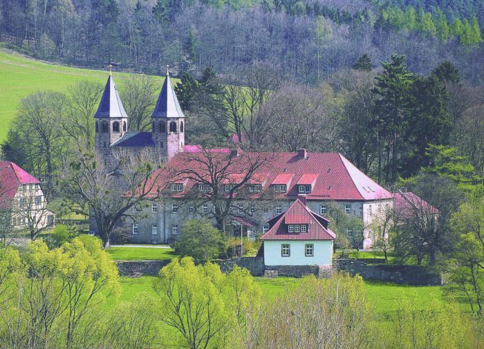 Benediktinerkloster Busfelde