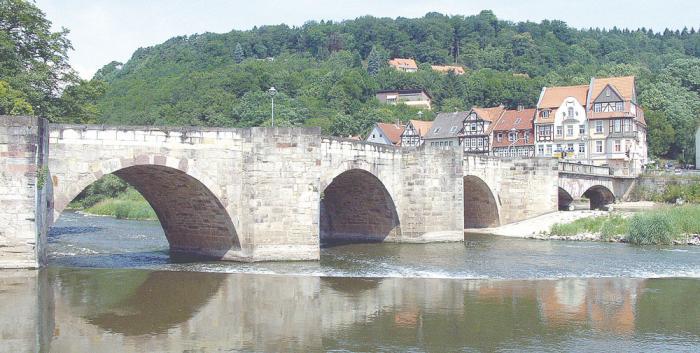 Steinbrücke Hannover-Muenden