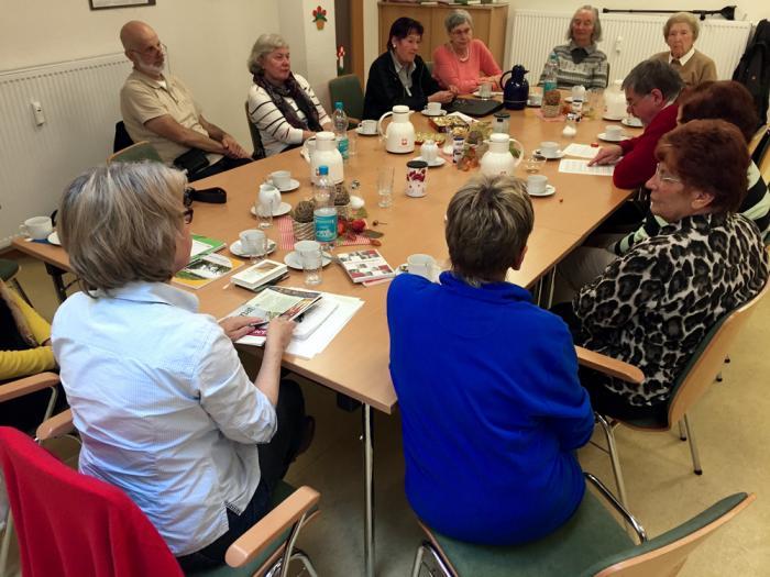 Treffen im Haus der Senioren in Duderstadt