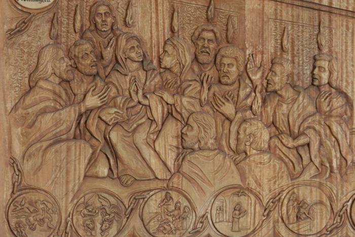 Kirchenschnitzer