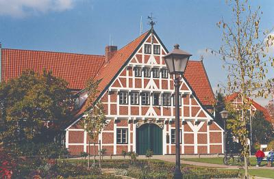 Altes Land Yorker Rathaus