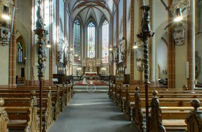 St. Cyriakus innen